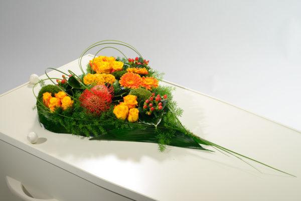 Hart Modern Oranje