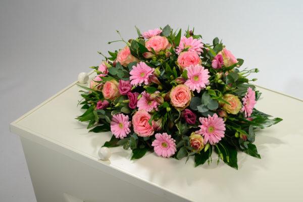 Biedermeier Modern Roze